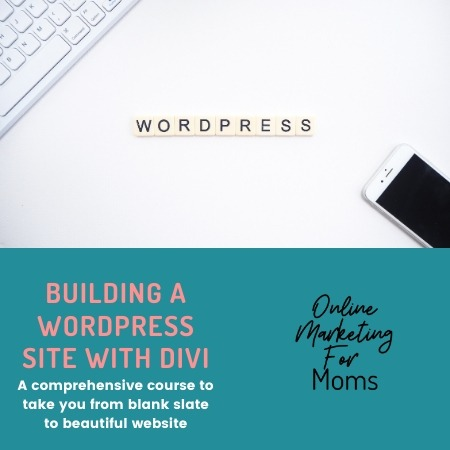 How to Build a WordPress Site with Divi